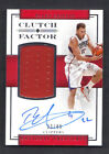2016-17 National Treasures Blake Griffin Jersey On Card Auto #33 49
