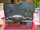 Fostex A Series Model 80 8 Track Recorder Reproducer with Manual working