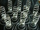 10 Vintage Bed Springs Coils Tornado Nodders Metal Crafts 7 7/8