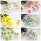 Retro 15Heads Artificial Small Daisy Fake Silk Flower Hanging Party Home Decors