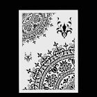 New Layering Stencils DIY Scrapbooking Painting Stamping Stamps Album Decor