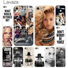 Lavaza Beyonce Giselle Knowles Hard White Coque Shell Phone Case for Apple iPhon