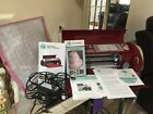 Cricut Cake Personal Electronic Cutter Machine Red For Cake decorating