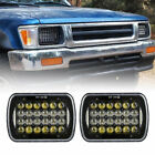 DOT Approved 5x7 7x6 H4 LED Headlights for Jeep Cherokee XJ YJ Ford H6054 GM