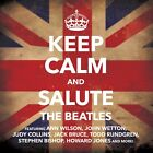 KEEP CALM & SALUTE THE BEATLES feat. Ann Wilson, Todd Rundgren, u.a. CD NEW+