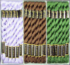 36x Needlepoint Embroidery THREAD Anchor Cotton Pearl 5 Mixed Lot FL13