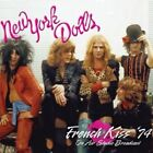 NEW YORK DOLLS - FRENCH KISS '74  CD NEW+