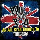 TRIBUTE TO THE WHO  CD NEW+ BRAD GILLIS/IAN PAICE/LESLIE WEST/RANDY BACHMAN
