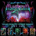 MAGNUM - ESCAPE FROM THE SHADOW GARDEN-LIVE 2014  CD NEW+