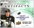 2012-13 UD Artifacts NHL Hockey Hobby Box
