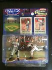 NIB 2000 STARTING LINEUP CLASSIC DOUBLES INTERLEAGUE PEDRO MARTINEZ JOHN SMOLTZ
