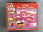 Vintage Strawberry Shortcake Berry Happy Home Fancy Fun Room New With Box MIB