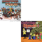 Alvin and the Chipmunks: Christmas with the Chipmunks Vol. 1 & 2 Audio CDs NEW!
