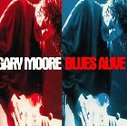 Blues Alive by Gary Moore (CD, May-1993, Virgin) * LIVE CD