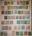 225 Mexico stamps Mexico stamp lot
