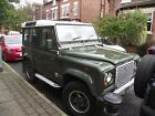 Land Rover Defender 90 1999 Heritage Limited Edition