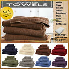 Premium 6 Bath Towel Lot 100%Cotton Egyptian Set Silky Softness Highly Absorbent