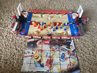 Lego 3432 NBA Sports Basketball Challenge Minifigures Manual 100% set :D Retired