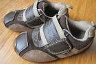 PEDIPED Size 26 Brown Toddler Boys Shoes