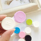 5PCS Plastic Travel Care Contact Lens Holder Storage Box Cases Beauty