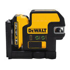Dewalt 12V MAX Cordless Lithium-Ion 2-Spot Green Cross Line Laser New