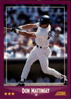 1988 Score Baseball Cards 1-220 +Rookies - You Pick - Buy 10+ cards FREE SHIP