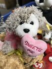 TY beanie babies SNOOKUMS DOG EXCELLENT CONDITION!! MINT TAG