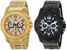 Invicta Mens Pro Diver Chronograph 48mm Watch Choice of Color 15022 15025
