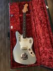 Fender '62 AVRI Ice Blue Jaguar Guitar with Upgrades