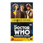 Doctor Who: Signature Series Trading Cards Box (Topps 2017)