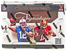 2012 PANINI PRIME SIGNATURES FOOTBALL HOBBY BOX ANDREW LUCK RG3 WILSON RC YEAR!