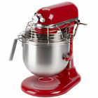 KitchenAid KSMC895ER Commercial Stand Red Mixer 8 Quart Qt Stainless Steel