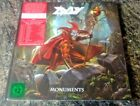 EDGUY MONUMENTS (LIMITED EDITION earbook 5 DISC's  160 pg ARTBOOK avantasia