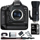 Canon EOS 1D X Mark II Digital SLR Camera Body + 150 600mm USD Zoom Lens Kit