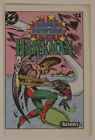 Super Powers Hawkmam Mini Comic Book DC Kenner action figure 1984 Green Lantern