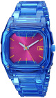 Freestyle Womens 101992 Shark Blue Polycarbonate Watch with Link Bracelet
