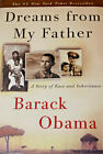 Dreams from My Father  by Barack Obama 2004 1ST HC SIGNED See Photos