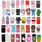 3D Cute Animal Cartoon Soft Silicone Case Cover For Samsung Galaxy J3 J5 J7 2016