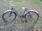 Vintage Womens Schwinn Fair Lady Cruiser Middle weight Bike