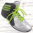 Adidas Boys NXT LVL SPD 2 Perforated Mid Top Lace Basketball Shoes Youth Mens 7