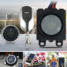 Motorcycle Scooter Anti-theft Engine Start Remote Control Security Alarm System