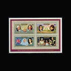 Aitutaki, Sc #0151a, MNH, 1977, S/S, Ships, Royalty, Flags, Maps, SH279