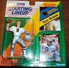 STARTING LINEUP KENNER FOOTBALL NFL TROY AIKMAN DALLAS DEREK JETER YANKEES MLB