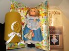 LENCI DOLL YOLANDA 20 HAND PAINTED from ITALY MINT in box with paperwork