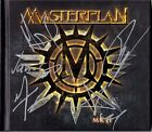 MASTERPLAN Mk II FULLY SIGNED Roland Grapow HELLOWEEN DiMeo CD Terrana AUTOGRAPH