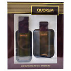 Quorum By Antonio Puig 2 Pcs Gift Set With 3.4 Oz EDT Spray + 3.4 Oz Aftershave