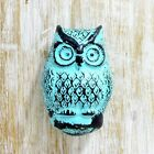Radanya Victorian Style Light Blue Owl Home Decor Door Knocker Free Shipping
