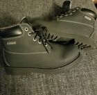 boys SMART FIT WATERPROOF HIKING BOOTS size 4 VERY Good Condition rarely worn
