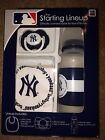 STARTING LINEUP MLB NY YANKEES INFANT FAN KICKOFF COLLECTION SET. NIB
