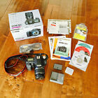 Canon EOS 50D 151MP Digital SLR Camera Black Body with EFS 18 55mm Lens